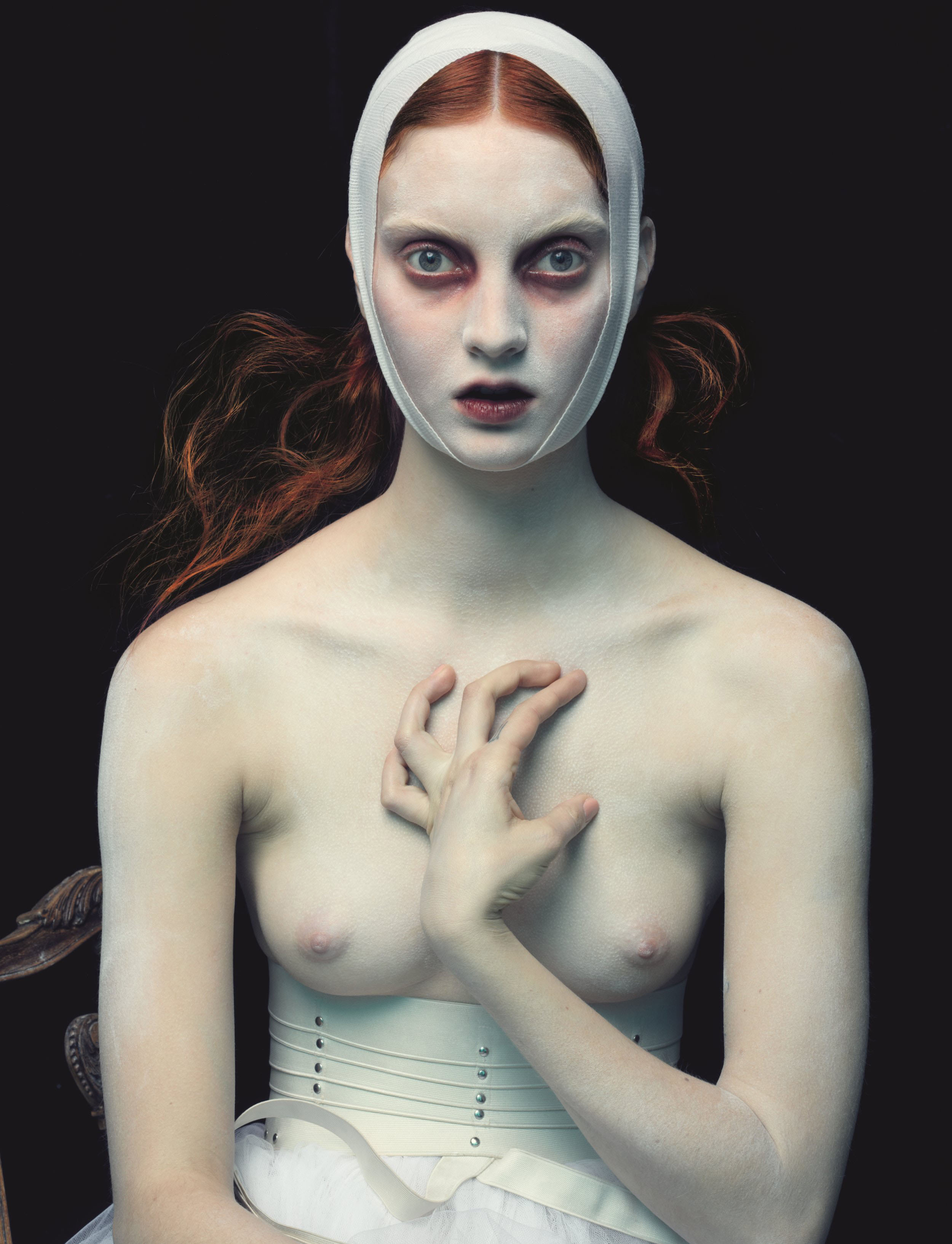 Codie Young by Nicolas Valois (Arsenic Blues - The Wild #5 Spring 2014) 10