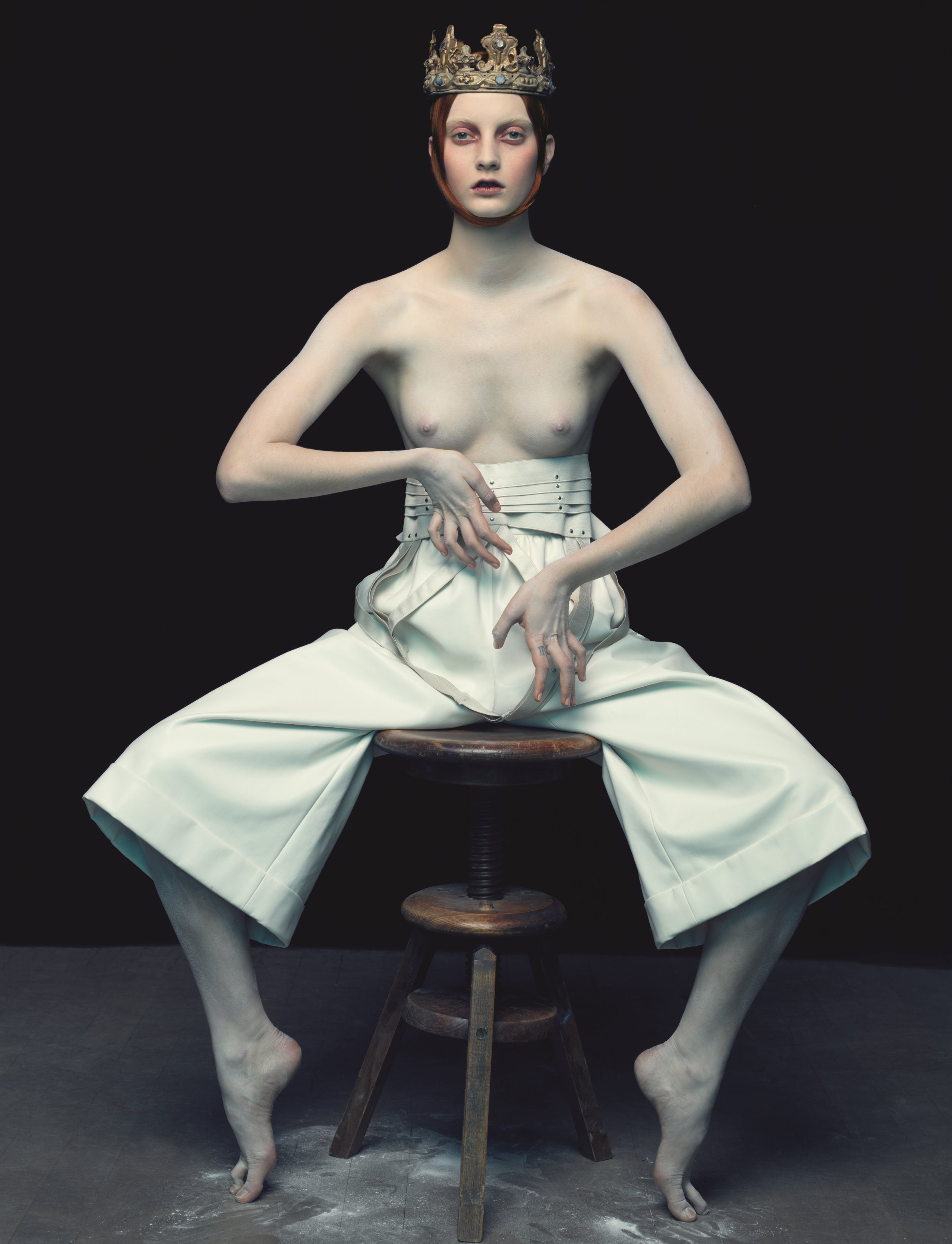 Codie Young by Nicolas Valois (Arsenic Blues - The Wild #5 Spring 2014) 4
