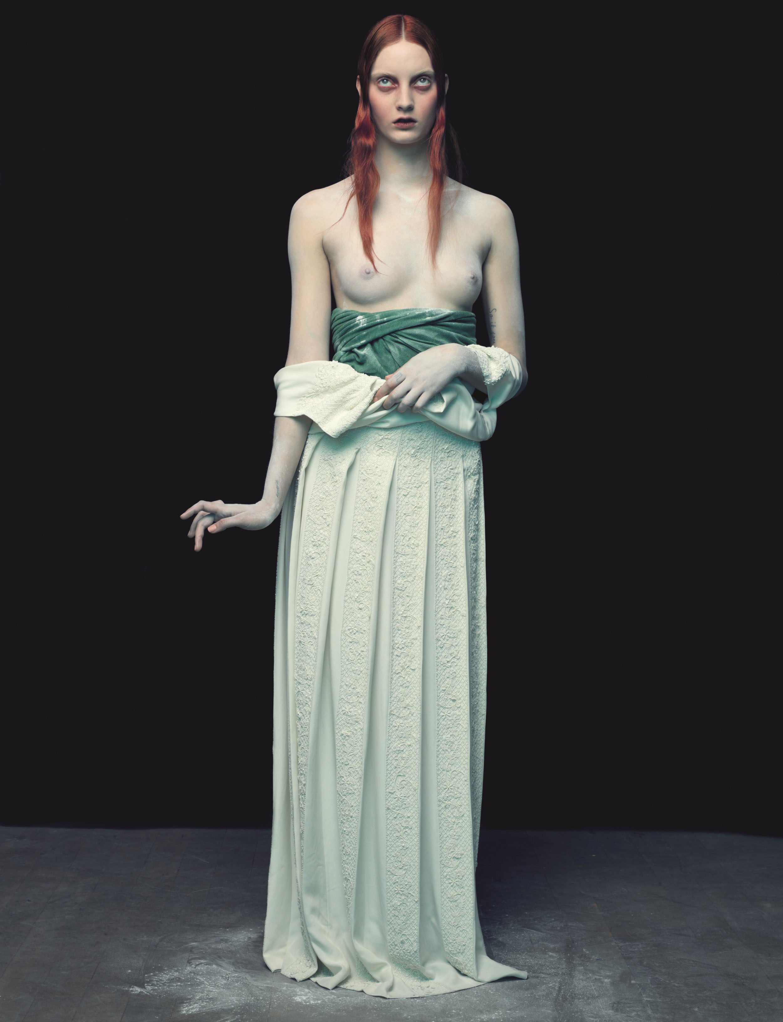 Codie Young by Nicolas Valois (Arsenic Blues - The Wild #5 Spring 2014) 7