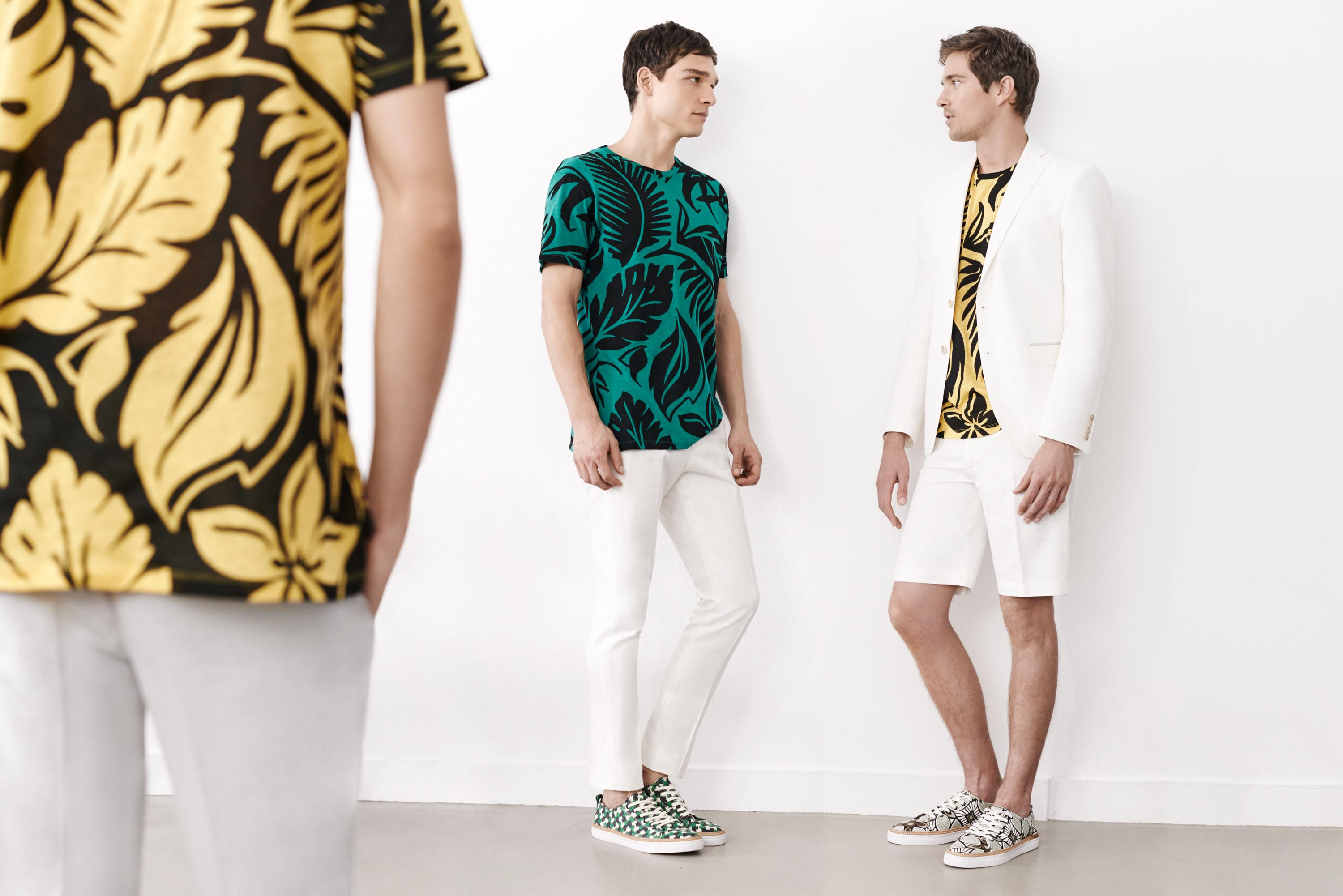 Lookbook Zara man april-may-12