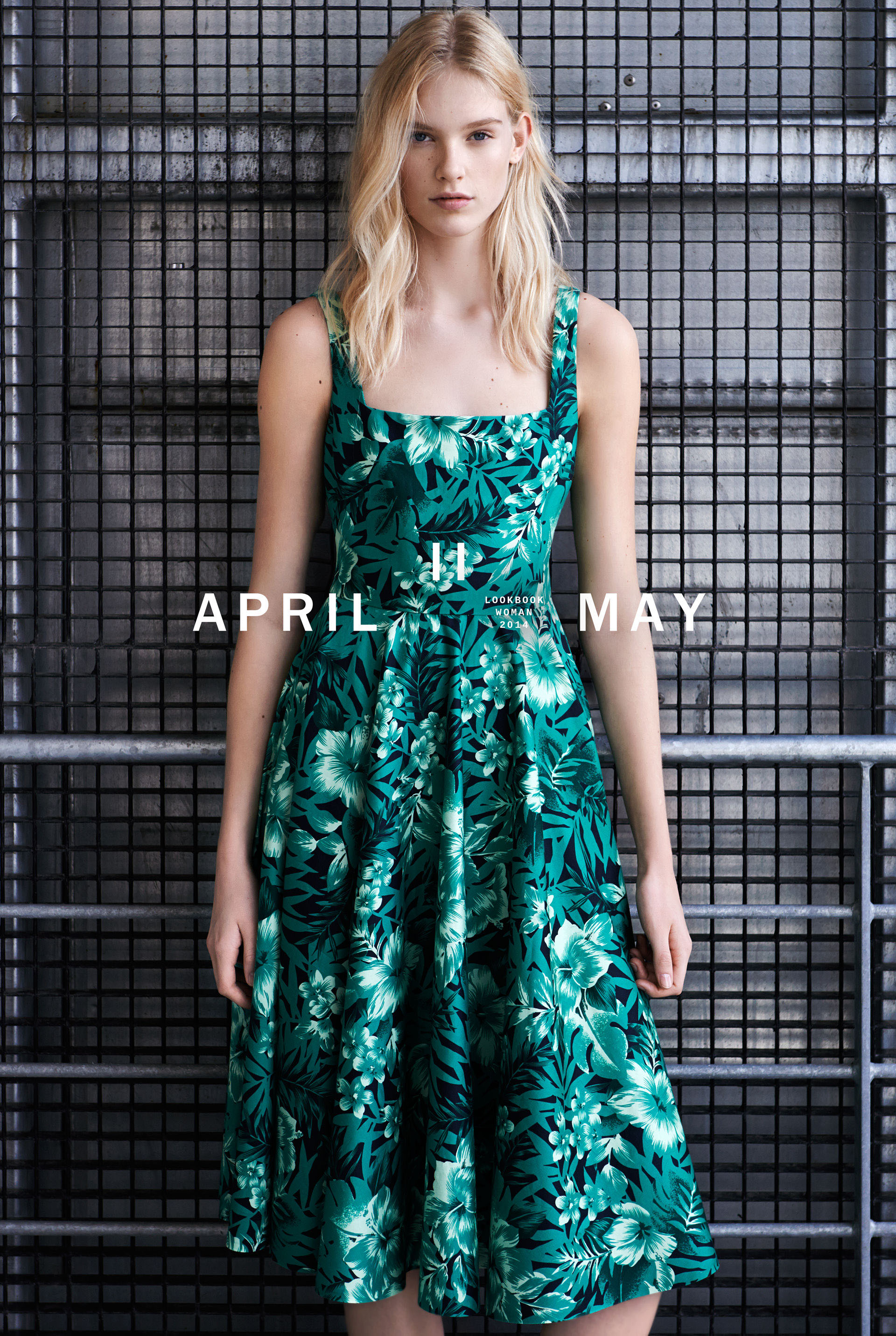 Lookbook Zara woman april-may-12