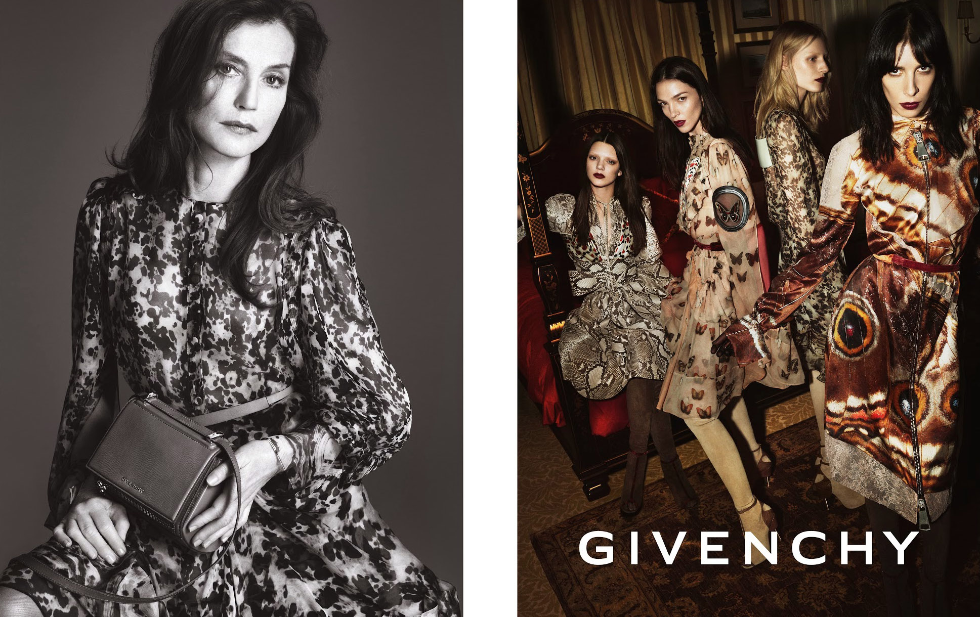 Givenchy Fall Winter 2014 Ad Campaign-02