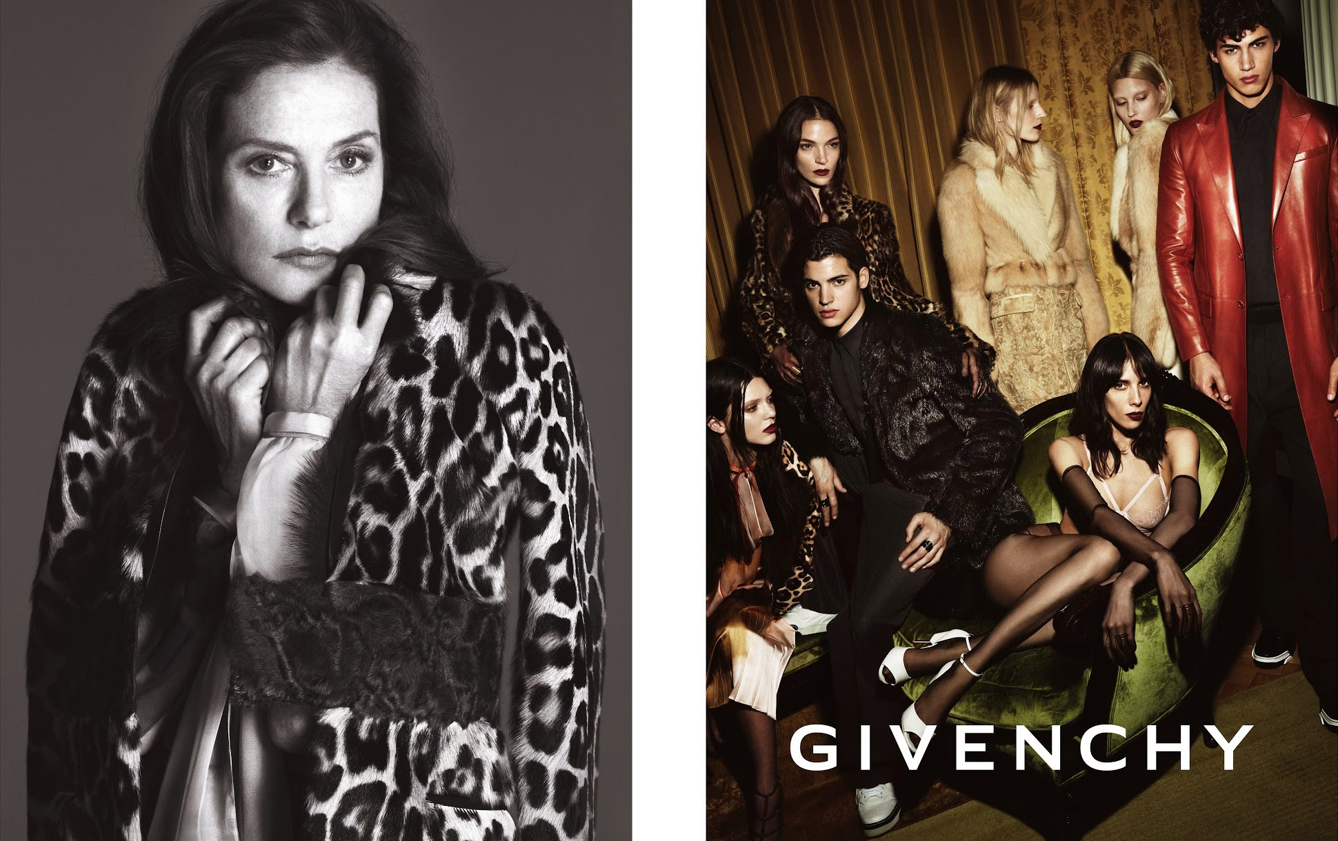 Givenchy Fall Winter 2014 Ad Campaign-03