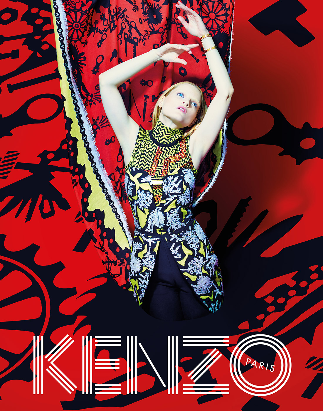 guinevere-van-seenus-robbie-mckinnon-by-pierpaolo-ferrari-for-kenzo-fall-winter-2014-2015-9