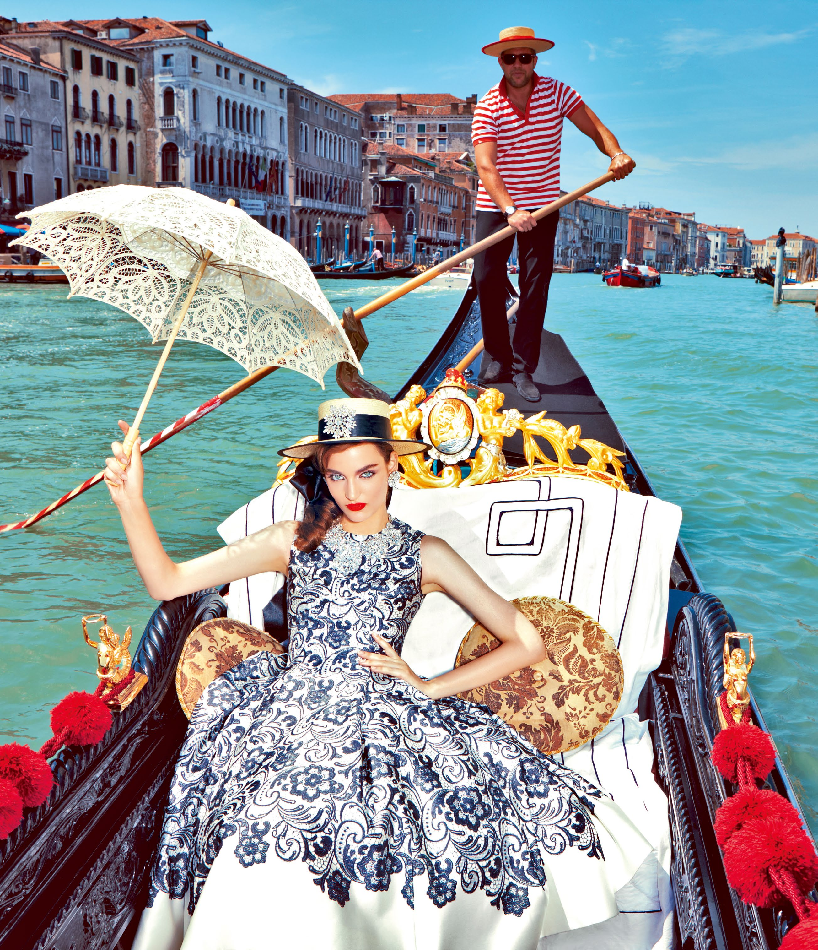 如何接拍广告_My Fascination With Venice 情迷威尼斯 – YESON FASHION