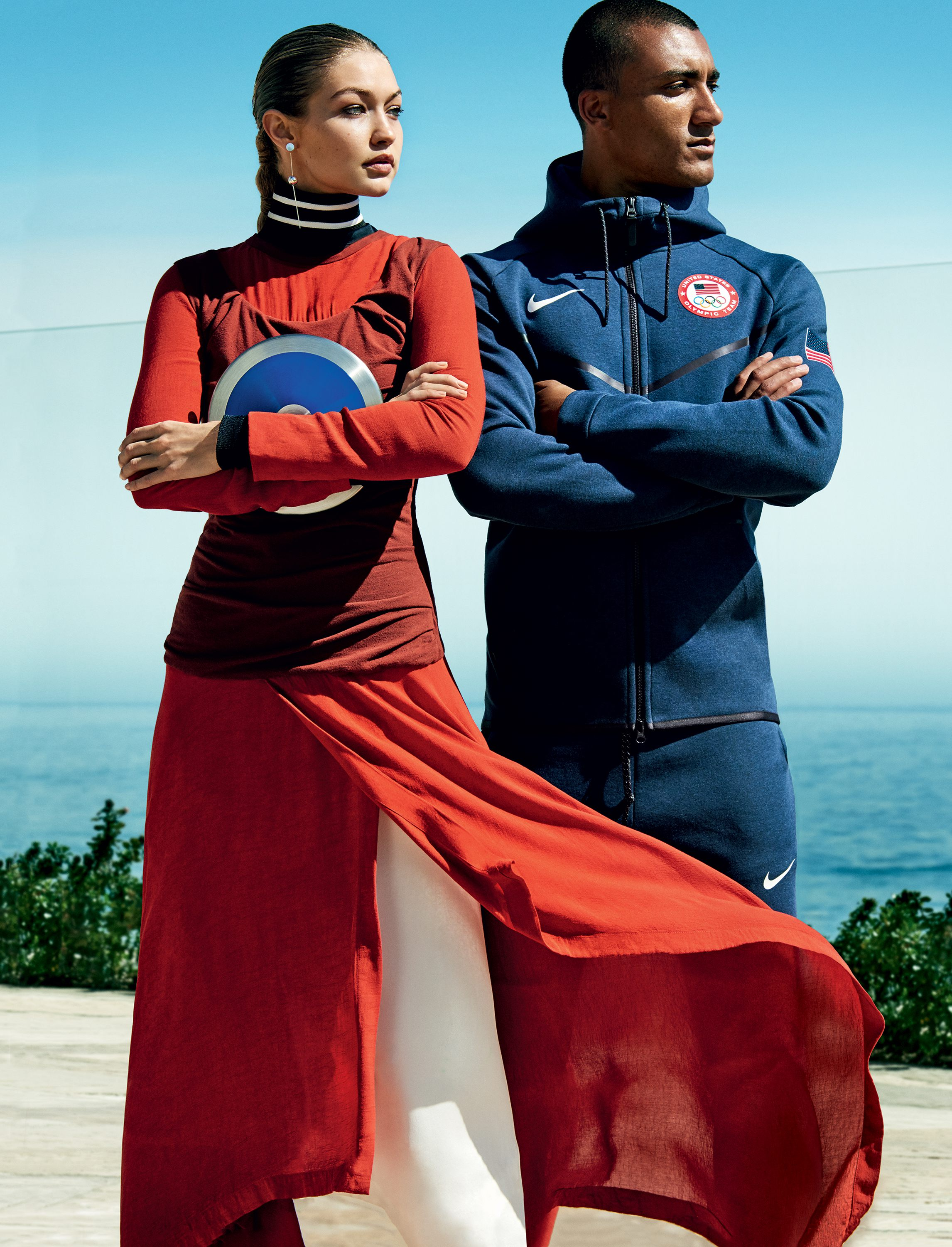 Vogue-US-August-2016-Gigi-Hadid-Ashton-Eaton-by-Mario-Testino-07